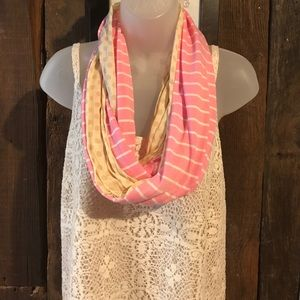 MS 2-sided summer scarf, New Boutique Retail